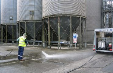 Factory Dust Cleaning