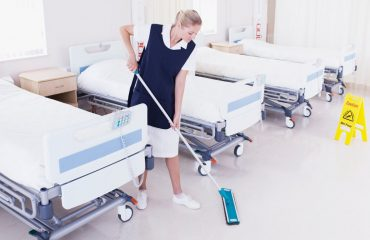 Hospital and Healthcare Cleaning