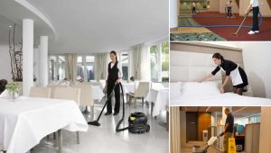Hotel Cleaning Services