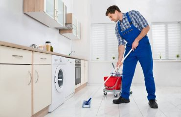 Kitchen Floor Cleaning Services Montreal
