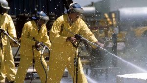 Menage Total Industrial Cleaning Services