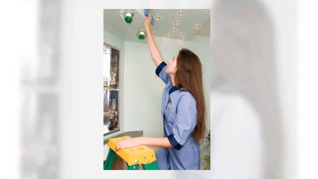Menage Total Part Time Cleaning Service