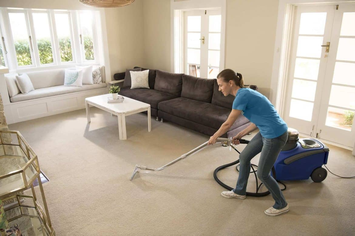 Menage Total Small House Cleaning