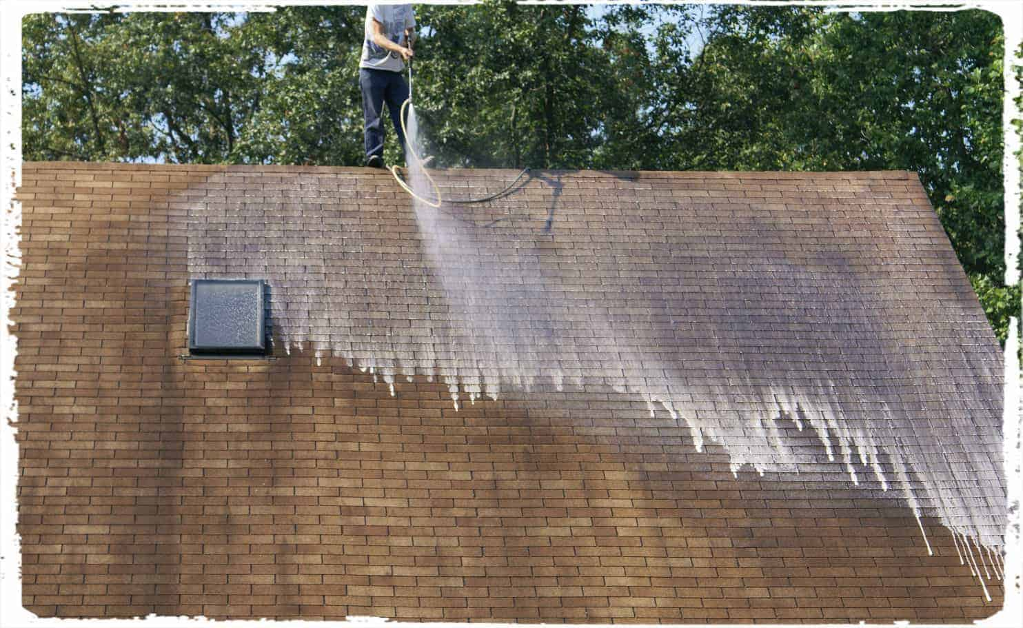 Menage Total Roof Cleaning
