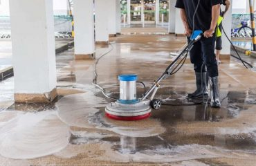 Sweep Floor Cleaning Services Montreal
