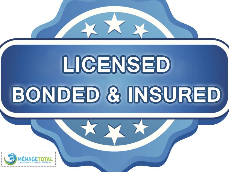 Bonded-Insured