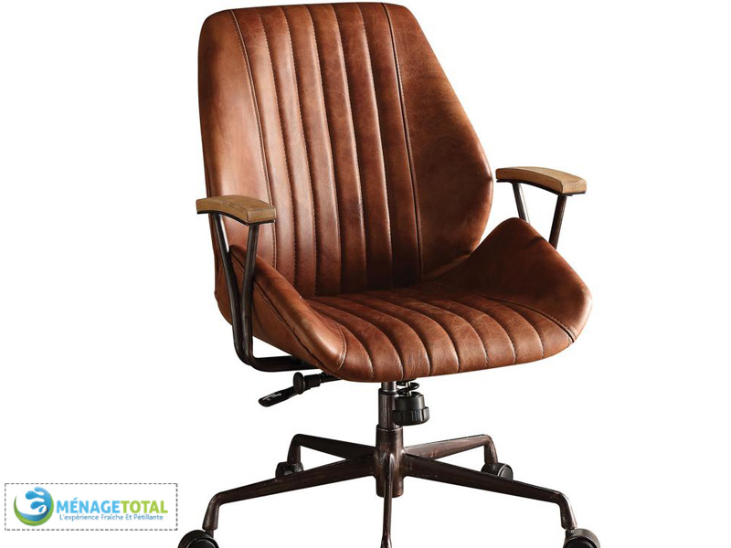 Leather-Chair