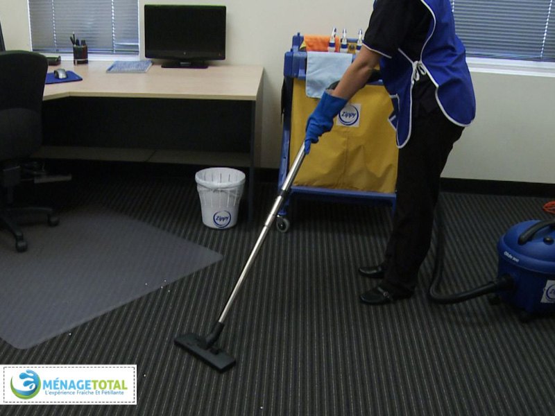 Sweeping and Cleaning