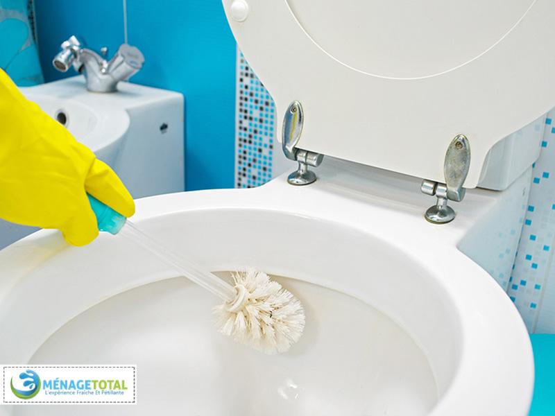 Toilet Bowl Clean