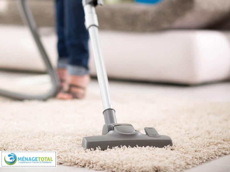 Vacuum Cleaning Schedule