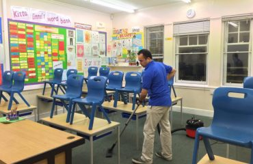 Classroom Cleaning Services