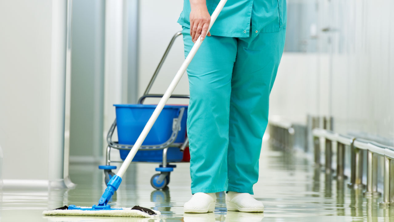 Clinic Cleaning Services