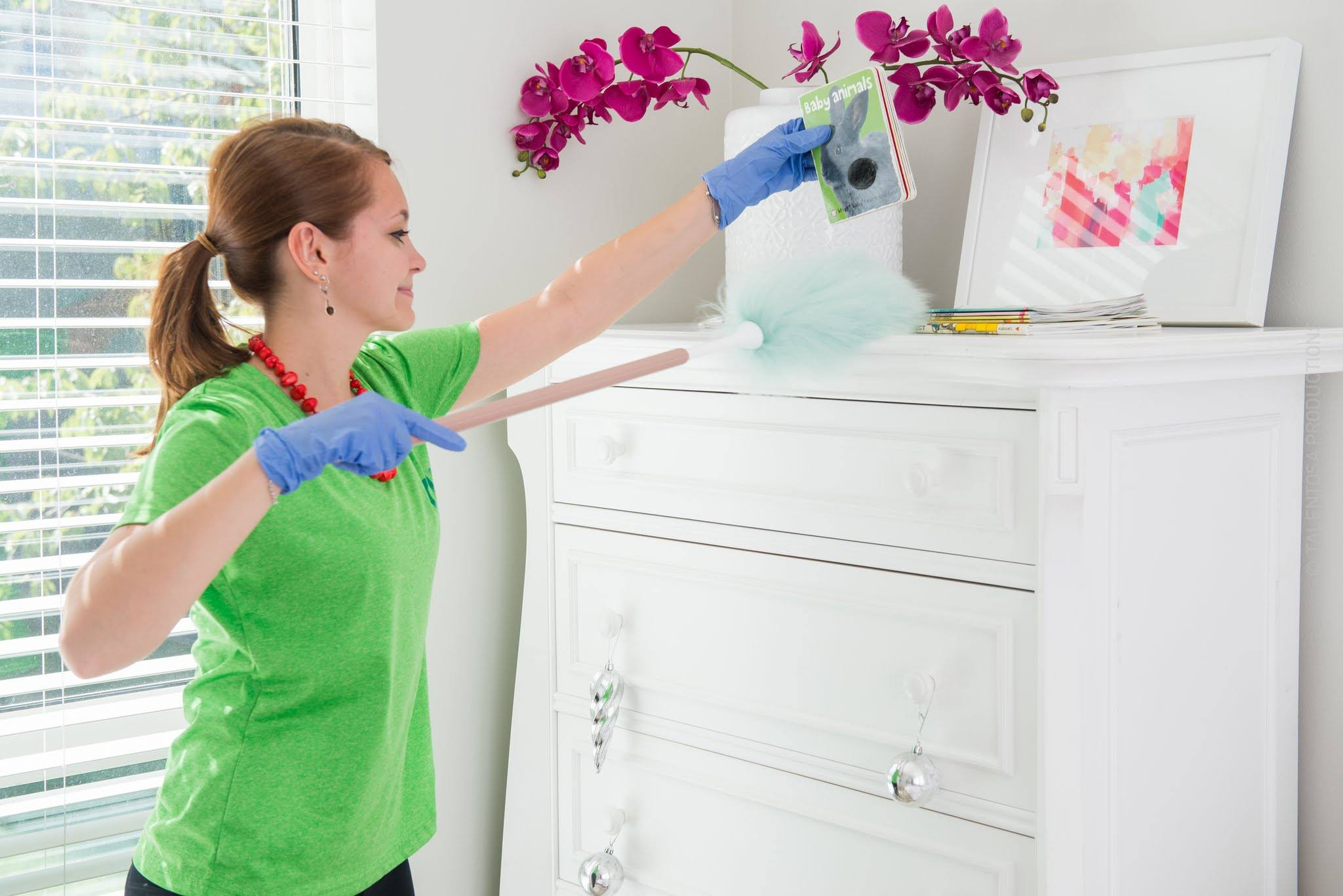 Disinfecting Home Cleaning