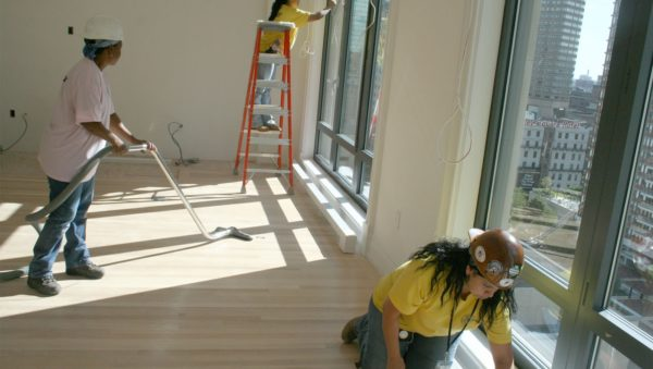 Montreal Builders Cleaning Service