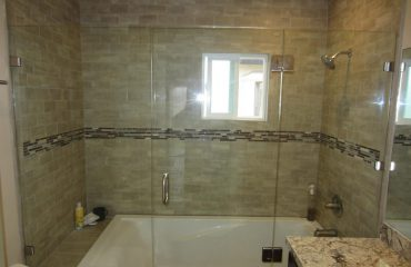 Shower and Tub Cleaning