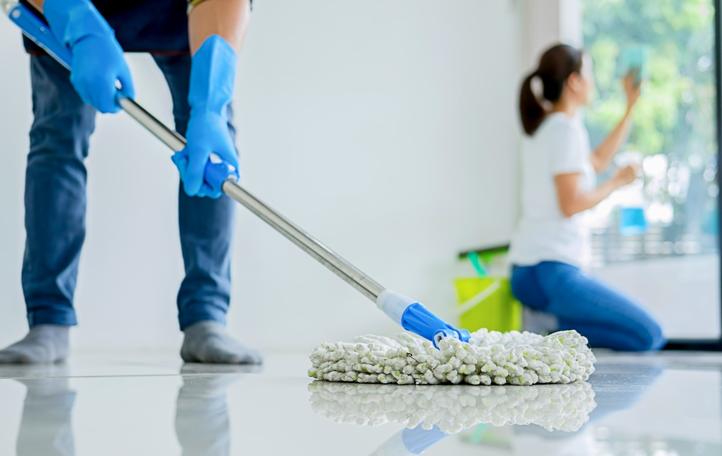 Fall and Spring Cleaning Services