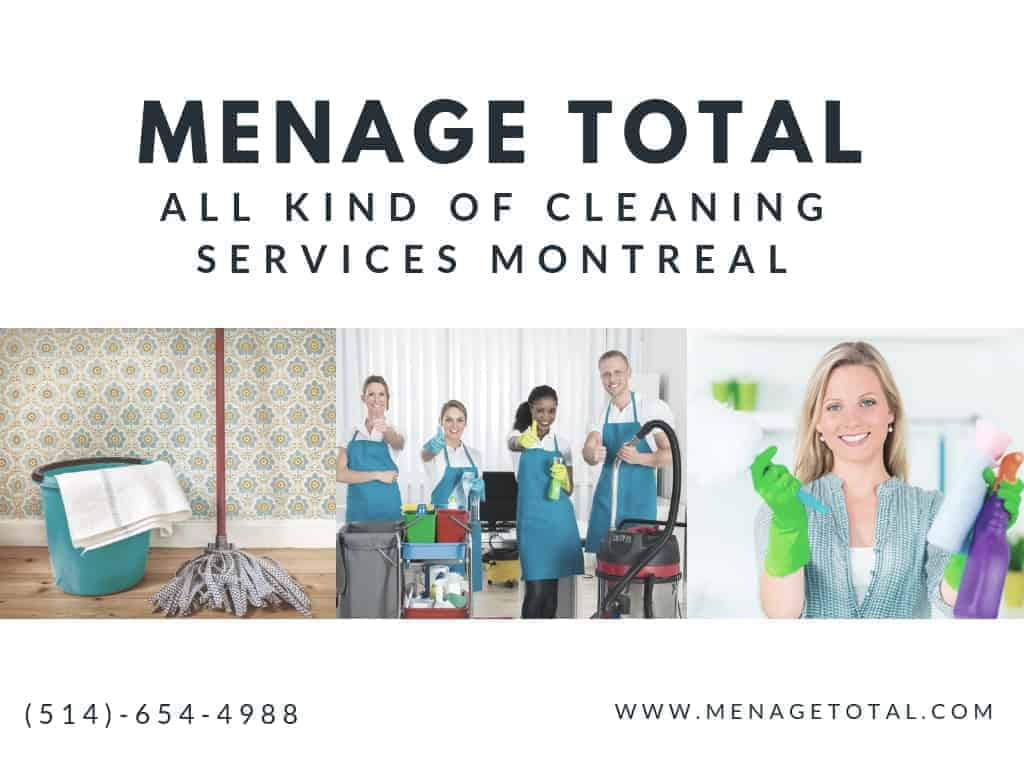 Hiring Cleaning Services Montreal