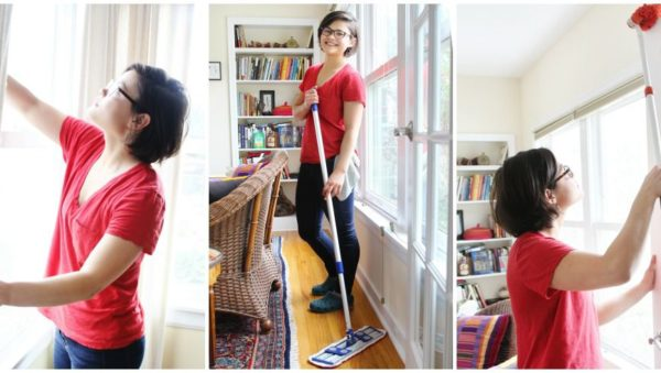 Detailed House Cleaning Service