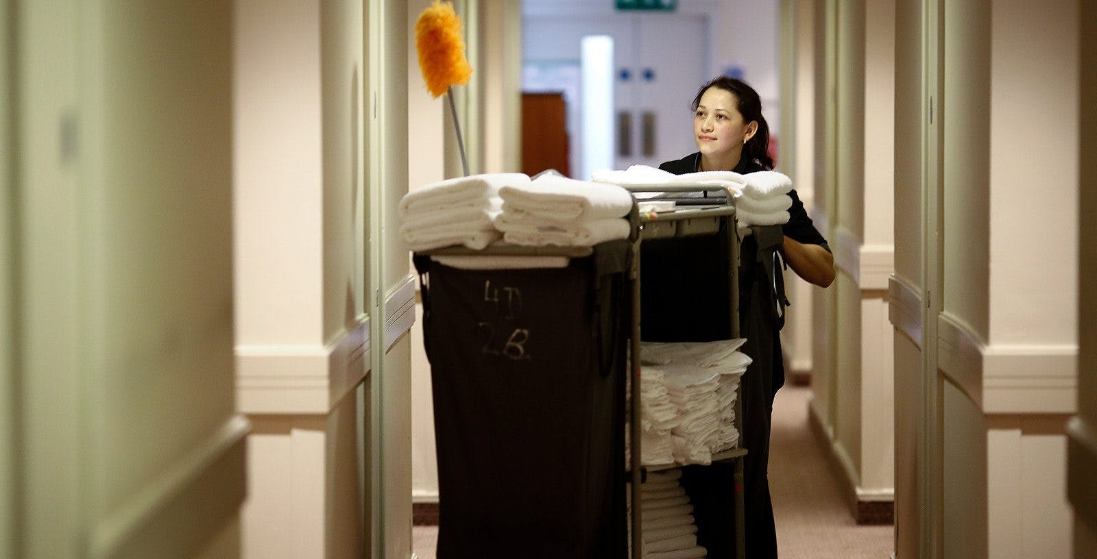 Simple and Professional Hotel Cleaning Services
