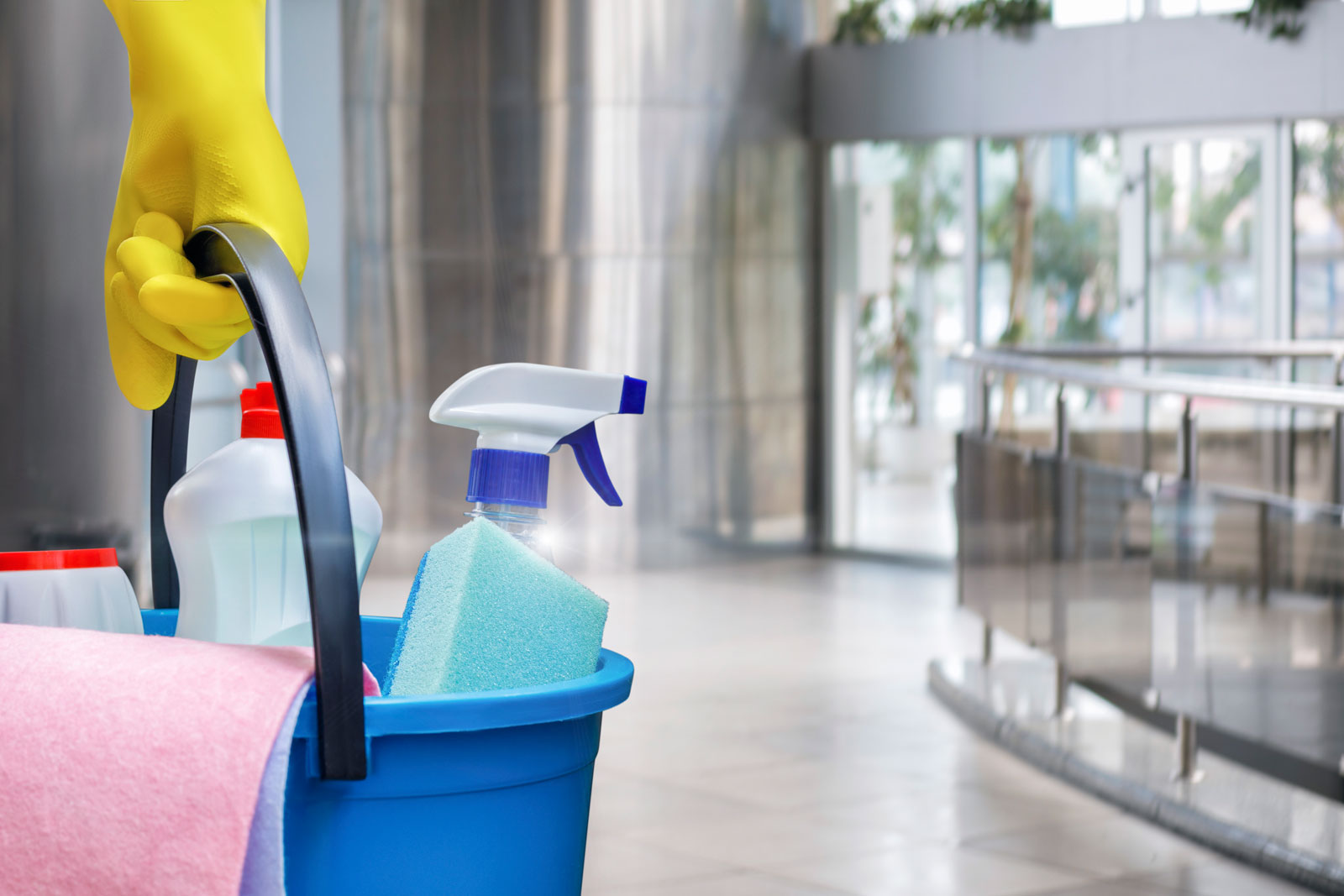Cleaning Services - unique services