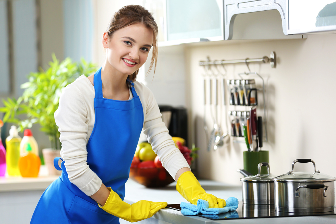 Professional Maid in Montreal