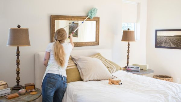 Efficient Bedroom Cleaning Services