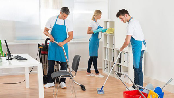 Cleaning Service Agency