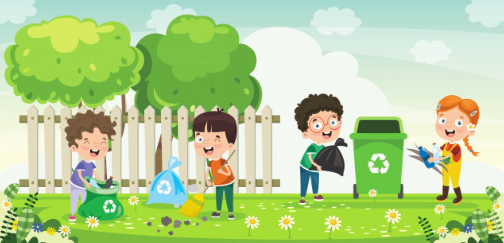 Healthy Home With Green Cleaning