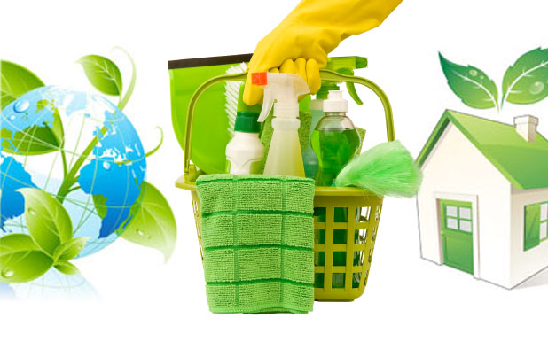 Why the Home needs Green Cleaning Solution In Montreal image