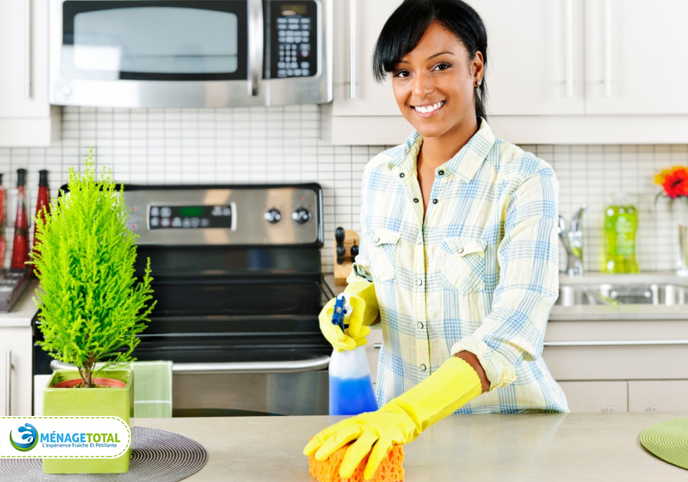 Eco-friendly Kitchen cleaning Services
