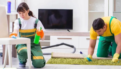 professional cleaning montreal